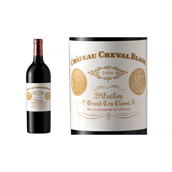 Chateau Cheval Blanc 2008