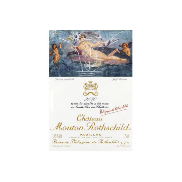 Chateau Mouton Rothschild 2010