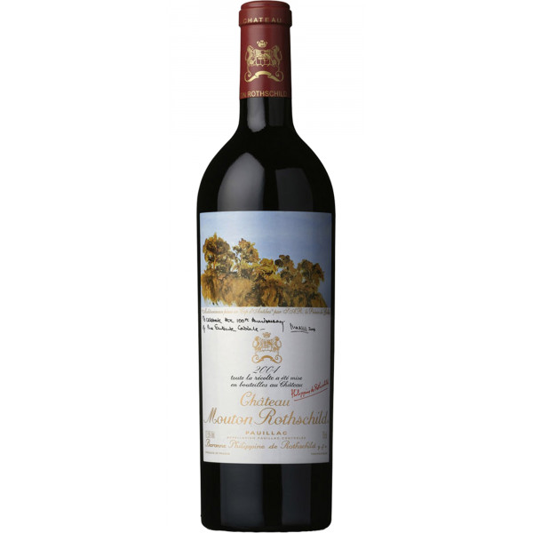 Chateau Mouton Rothschild 2004
