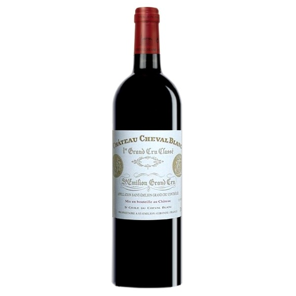 Chateau Cheval Blanc 2007